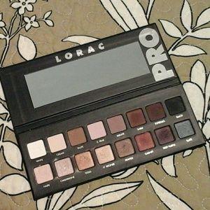 Lorac pro eyeshadow
